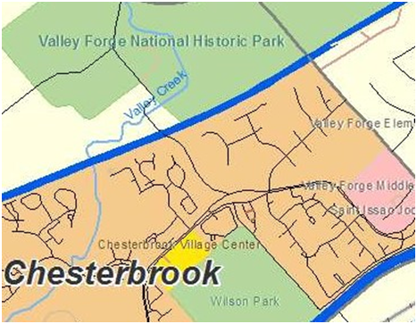 Chester County Property Tax Bill