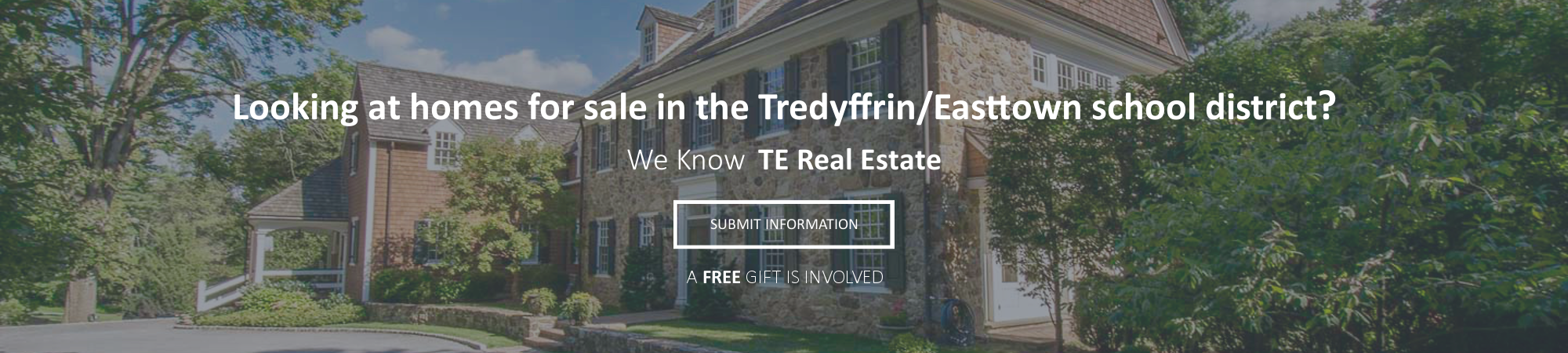 homes for sale in tredyffrin-easttown school district